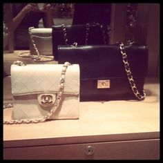 New Arrivals! #Vintage #Chanel  Check them out tomorrow night! These will go FAST! ~mon