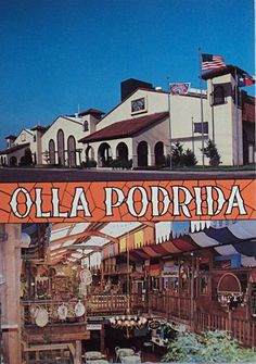 """Olla Podrida Mall - Coit Road, Dallas, TX. Fabulous """"nook and cranny"""" artisan and craft mall open in the 80s and 90s. I bought many a Christmas gift there every year. Really miss it."""