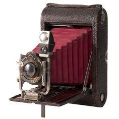Vintage Kodak No.3 Folding Pocket Camera, Circa 1930 / Obsolete : 1stdibs