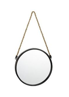 Beautifully simple mirror by Anno