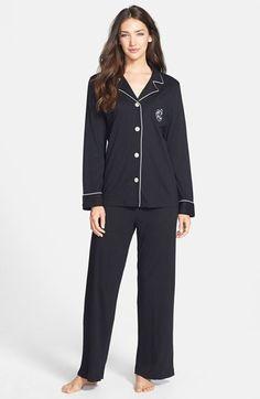 Women's Lauren Ralph Lauren Knit Pajamas
