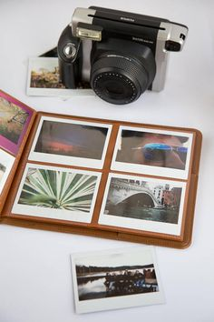 33bfd6992b6ac Instax Wide Photo Album for 80 Photos. Photo Album for Instant Photos.  Fujifilm Instax Wide 200