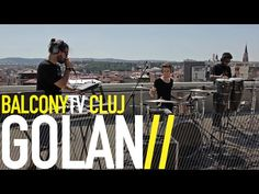 GOLAN · a much needed human touch to today's electronic music · Videos · BalconyTV