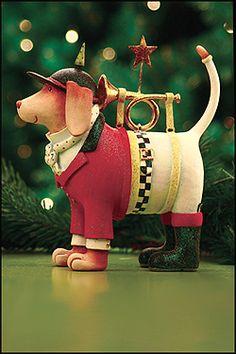 Krinkles Bugle Beagle Figure Sale!: Beagle Bugler Figure.8