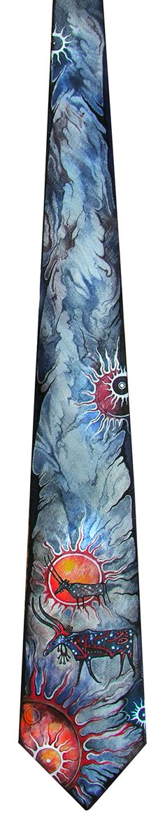 Батик Марии Каминской (платки, шарфики, галстуки) (155 работ)