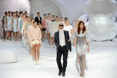 2012 Karl Lagerfeld Spring 2012