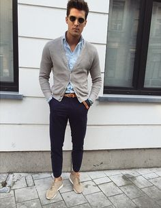 MenStyle1- Men's Style Blog - Inspiration #76. FOLLOW : Guidomaggi Shoes...