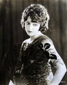 Alma Bennett, 1924