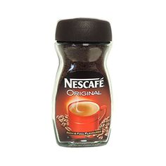 Nescafe Original Coffee (England) >>> Details can be found by clicking on the image. (This is an affiliate link and I receive a commission for the sales) Nescafe, Instant Coffee, Gourmet Recipes, England, The Originals, Drinks, Mason Jars, Check, Image