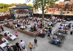 6 American beer gardens worth a visit | Road Trip - Discover Your America with Roadtrippers