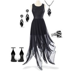 """ethereal delight"" by finksjewelers on Polyvore"
