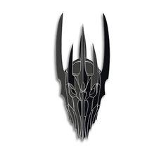Sauron Enamel Pin