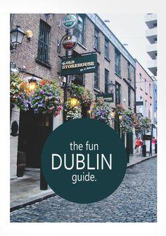 Fun and colorful Dublin http://eostories.com/2015/03/24/the-colourful-fun-dublin/