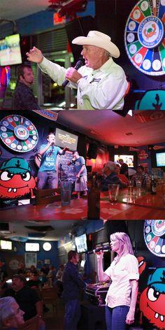 NOVEMBER 2013 Night Fever. Captain Curt's Karaoke in Sarasota. Photography by Kathryn Brass. #sarasotamagazine