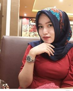 Dara Aprilia Cheap Hijab Girl Smile - Hijaber Indo