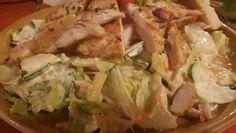 Cézár saláta egyszerűen Recept képpel - Mindmegette.hu - Receptek Mozzarella, Cabbage, Tacos, Food And Drink, Menu, Chicken, Vegetables, Healthy, Ethnic Recipes