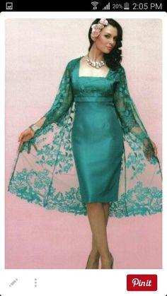 Dress and Jacket Set 94 – Isabella Fashions Elegant Dresses, Pretty Dresses, Beautiful Dresses, Formal Dresses, Mother Of Groom Dresses, Mothers Dresses, Bride Dresses, Mom Dress, Lace Dress