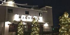 Magnolia Market at night