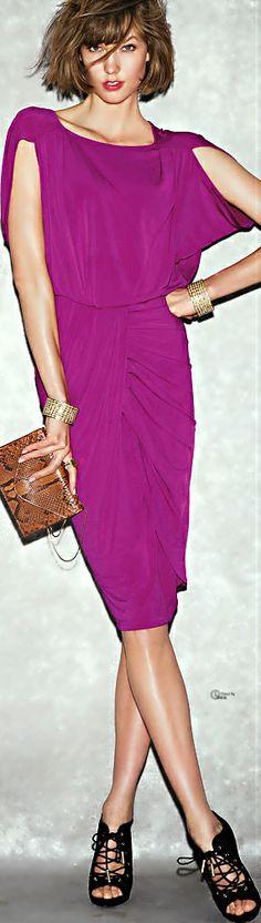 Victoria's Secret ● Draped Midi Dress
