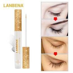 f834632d916 LANBENA Eyelash Growth Serum. 7 Day Eyelash Enhancer. Longer Fuller Thicker Lashes  Eyelashes and