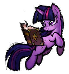 Twilight Sparkle (MLP Fighting is Magic)