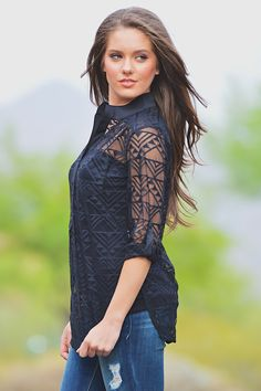 Great Expectations Top - Black from Closet Candy Boutique - #restock #shopccb