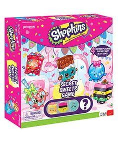 Look at this #zulilyfind! Shopkins™ Sweet Treats Game #zulilyfinds