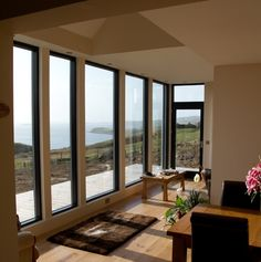 Lochbay - Rural Design Architects - Isle of Skye and the Highlands and Islands of Scotland Arched Doors, Grand Designs, Architect Design, Residential Architecture, Sustainable Design, Architecture Details, Scotland, House Plans, Highlands