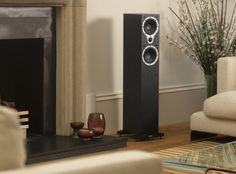 Enjoy your favourite music and movies with the latest Eclipse Three Speakers from Tannoy. This floor standing loud speaker provides you with an unparalleled audiophile sound quality.