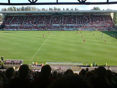 Home of Swindon Town FC <3 The County Ground