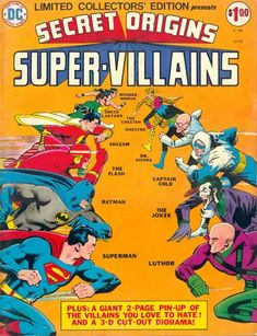 Diversions of the Groovy Kind: Grooviest Covers of All Time: Dick Giordano Made Me Buy These!