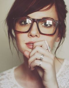 Want NERD glasses like these :)