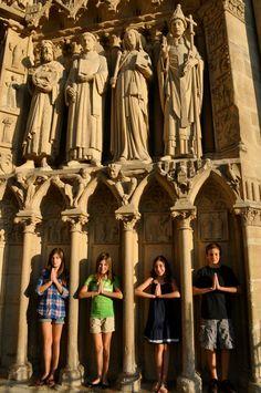 Paris com crianças - Notre Dame