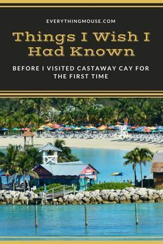 Disney Cruise, Disneyland and Disney World Tips by EverythingMouse Disney Cruise Tips. Disney Castaway Cay – what you really need to know Best Cruise, Cruise Tips, Cruise Travel, Cruise Vacation, Disney Vacations, Disney Trips, Bahamas Cruise, Disney Travel, Disney Disney