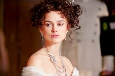 Anna Karenina - best wig movie since The Witches of Eastwick!