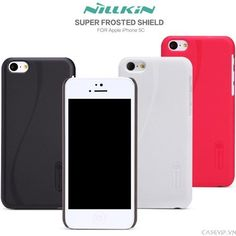 Nillkin Matte Textured Super Shield Hard Shell Case for Apple iPhone 5 C Extremely high quality case made by Nillkin. This is a genuine item, so beware of Iphone 5c, Apple Iphone 5, Iphone Cases, Iphone Price, Apple Products, Screen Protector, Frost, Product Launch, Packaging