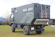 MAN 8.136 FAE 4x4 (Neubau Koffer) als Wohnmobil andere in Owschlag
