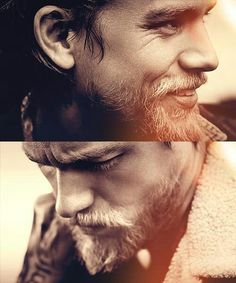 Charlie Hunnam - such a beautiful man