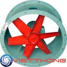 Quạt công nghiệp tại quận 5 Việt Thống