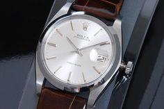 Rolex ロレックス 6694 オイスターデイト 手巻 【OH済】 時計 Watch Antique ¥138000yen 〆12月09日