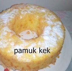 Çayın yanına şöyle pamuk gibi bir kek yapmaya ne dersiniz?