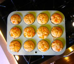 This little recipe is from the seminary wives cookbook, from the first year we were married. It calls for butter, but I use canola oil to make it just a bit more healthy and just as delicious. Th…