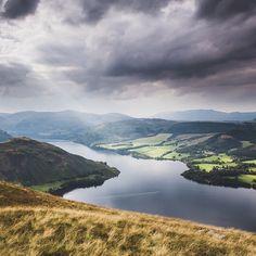 Cumbria, Lake District, U.K. by Daniel Alford