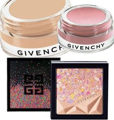 Givenchy COLOreCREATION Makeup Collection for Spring 2015