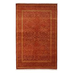 """Regal Collection Oriental Rug, 4'3"""" x 6'7"""""""