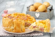 Parmigiana+di+patate+in+sfoglia