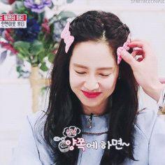 Song Ji Hyo starring in Beauty View. © on gif