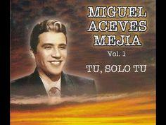 JAVIER SOLIS - El Rey del Bolero Ranchero 1/2 - YouTube