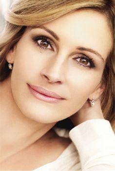 Julia Roberts pour Lancôme - Marie Claire
