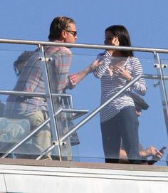 Brian Van Holt Photos: Stars On The Set Of 'Cougar Town'